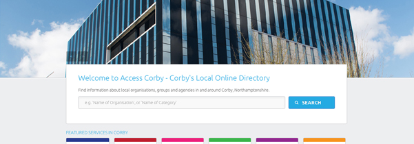 Access Corby